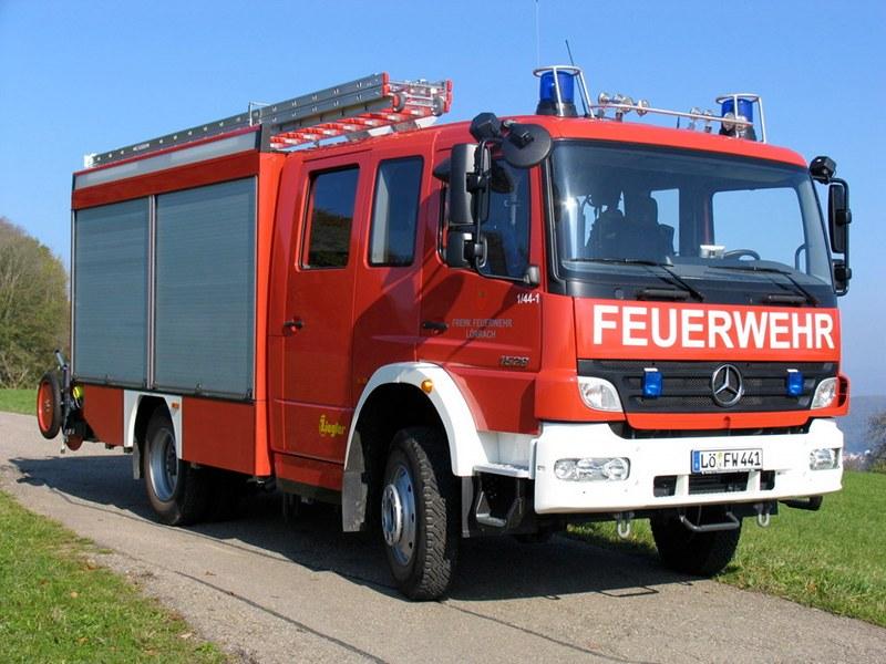 Löschgruppen-Fahrzeug LF 20/16