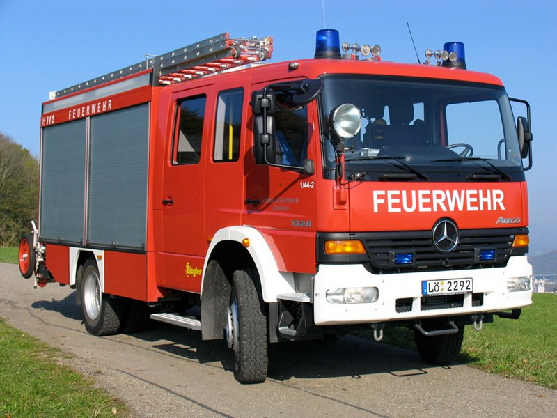 Löschgruppen-Fahrzeug LF 16/12 (1/44-2)